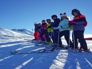 kayak snowboard temel egitim paketi 8